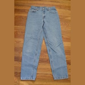 Levi's 550 Relaxed Fit, 9M